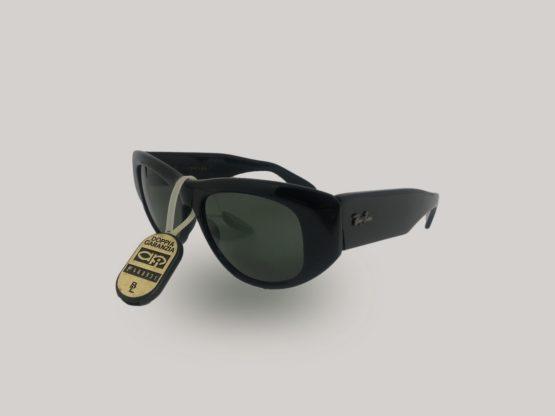 occhiali vintage rayban dekko nero
