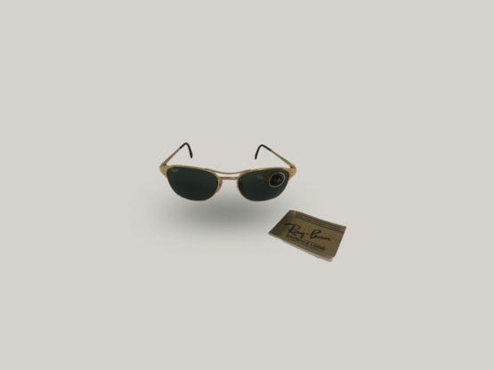 rayban signet occhiali da sole vintage con lenti in vetro