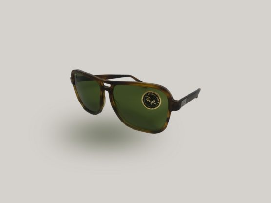 occhiali da sole vintage rayban vagabond tartaruga