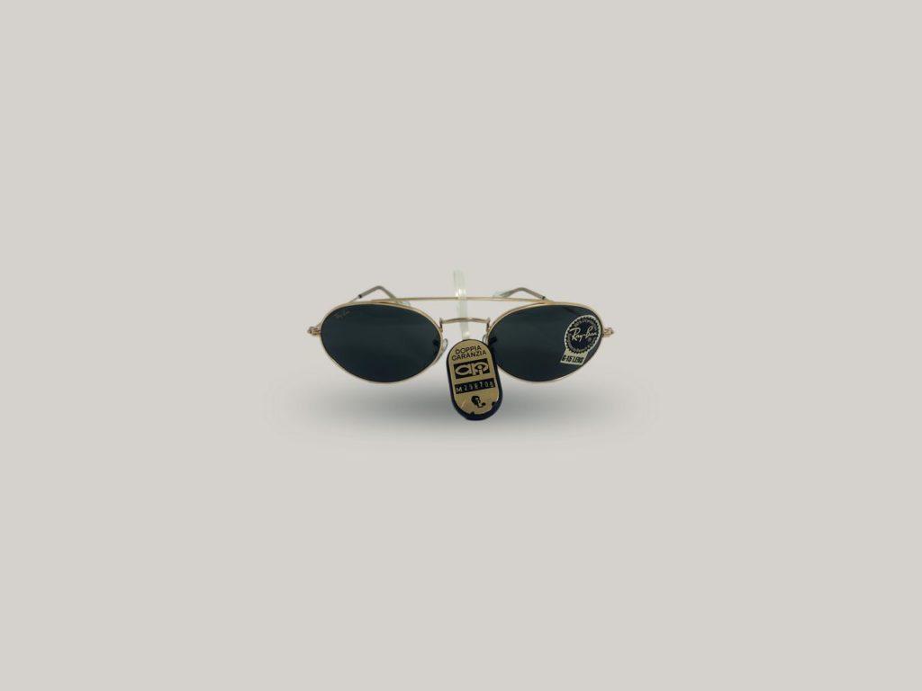 rayban w1534 c.vpaw occhiali da sole vintage per uomo